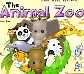 Hra - The Animal Zoo