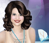 Hra - Selena Gomez Make Up