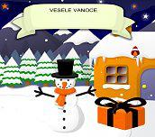 Hra - Vánoční přání