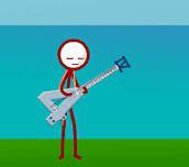 Hra - Super Crazy Guitar Maniac 4