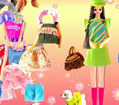 Hra - BarbieMiniDressup