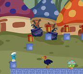 Hra - Smurfs Adventure