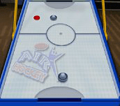 Hra - Air Hockey