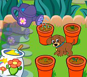 Hra - Dora´s Magical Garden