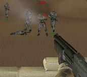 Hra - Desert Rifle