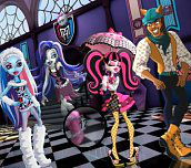 Hra - MonsterHighHiddenNumbers
