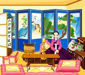 Hra - Japonský dům
