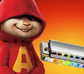 Hra - Alvin, Chipmunkové a Harmonika