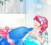 Hra - Delfíní polibek