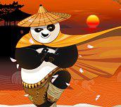 Hra - Obleč Kung Fu Pandu