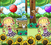 Hra - Emma a malý modrý ptáček