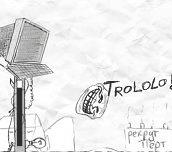 Hra - Trollface Launch