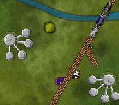 Hra - Railroad Shunting Puzzle