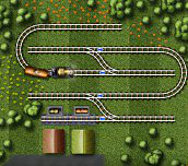 Hra - Railroad Shunting Puzzle 2