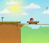 Hra - RedBall3