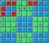 Hra - Sudoku2010