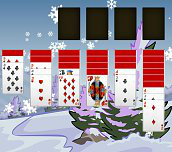 Hra - Christmas Solitaire
