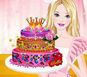 Hra - BarbiesDiamondCake