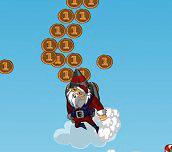 Hra - Rocket Santa 2