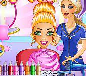 Hra - Hair Studio: Wedding Edition