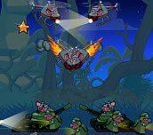 Hra - Kamikaze Pigs