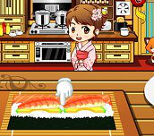 Hra - DeliciousAsianSushi