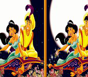 Hra - AladinDifferences