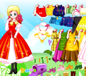 Hra - PrincessWorthyDressUp