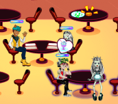Hra - Monster High Restaurant