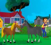 Hra - HorseLove
