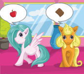 Hra - Pony Sweet Day Care
