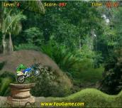 Hra - Stunt Bike Deluxe