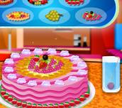 Hra - CakewithFruitDecorations