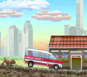 Hra - AmbulanceTruckDriver2