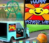 Hra - Monkey Go Happy 6