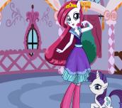 Hra - EquestriaGirlsRarity