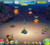 Hra - Fishdom 3
