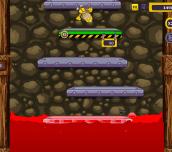 Hra - Mole vs. Lava