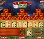Hra - Halloween Tripeaks
