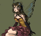 Hra - Dark Fairy