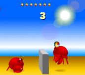 Hra - CrabBall