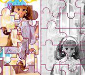 Hra - Barbie Puzzle
