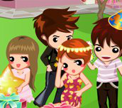 Hra - Tessas Party