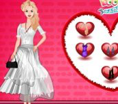 Hra - Barbie Girl Dress Up