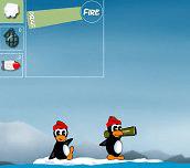 Hra - Penguin Battle