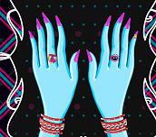 Hra - Monster High Manicure