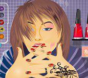 Hra - Tattoo Manicure