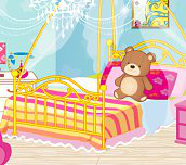 Hra - Princess Bedroom Decoration