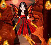 Hra - FireQueenDressUp