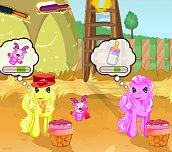 Hra - Školka pro poníky